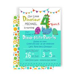Holiday birthday invitation vector