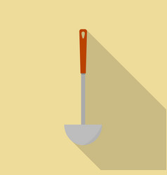 kitchen tool icon flat style vector image