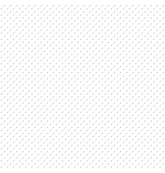 Modern Seamless Geometric Pattern Dot In Lines vector image