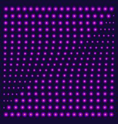 neon lights background magenta purple gradient vector image