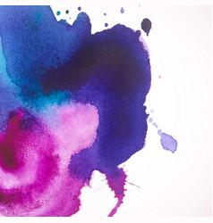 watercolor-backdrop-violet vector image