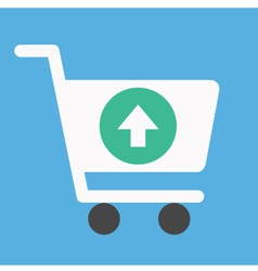 Add to Shopping Cart Icon vector image
