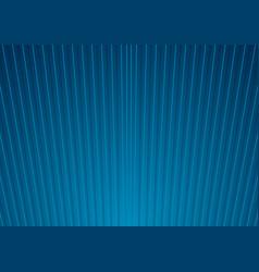 Bright blue corporate striped background vector
