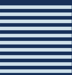Horizontal light and dark blue stripes seamless vector