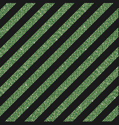 The parallel diagonal lines banner sequins back vector