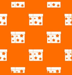 Box magician pattern seamless vector