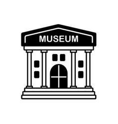 Museum vector