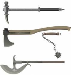 Weapon vector