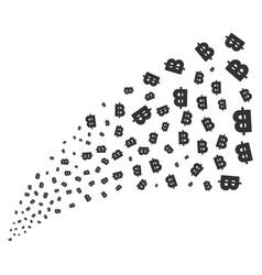 Baht source stream vector