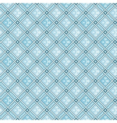 Decorative Abstract Seamless Pattern vector image