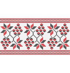 Ukrainian grapes hops vector