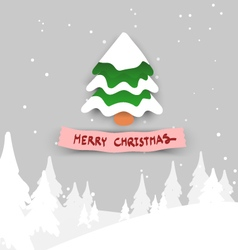 ChristmasCartoon03 X vector image