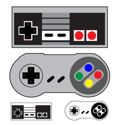 Controllerpack1 vector image