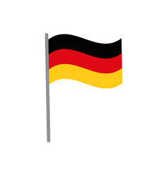 Germany country flag icon vector