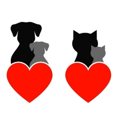Pet sign vector