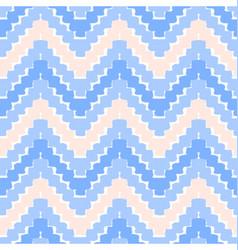 Seamless Chevron Pattern vector image