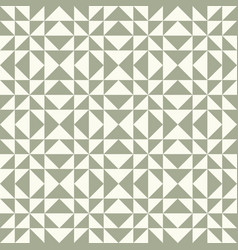 abstract geometric pattern inspired duvet vector image