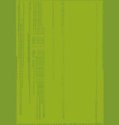 Green abstract grunge texture vector