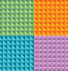 Geometric triangles vector