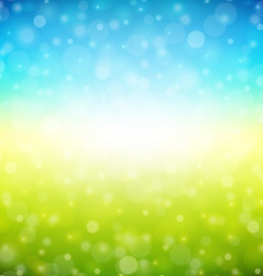 Abstraction light background vector