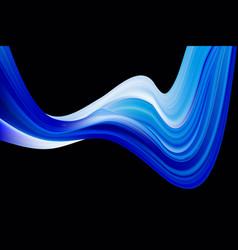 Modern abstract banner vector