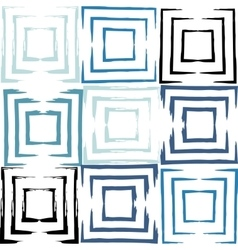 Seamless universal pattern Squares vector image vector image