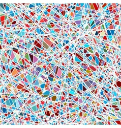 Abstract colorful background EPS 8 vector image