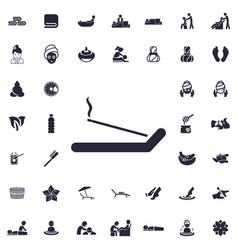 Stick icon vector