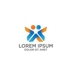 Creative minimal av logo icon design in format vector