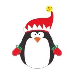 Penguin cartoon icon image vector