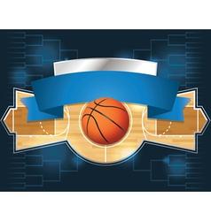 Basketball Tournament vector image