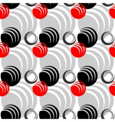 graphic design pattern vector image