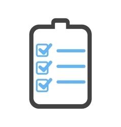 Tasks list vector