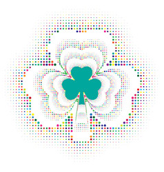 happy st patricks day vector image