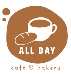 Coffee logo 1 vector