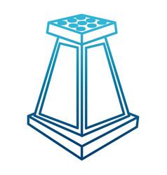 salt shaker bottle vector image
