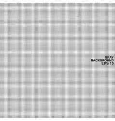 Texture of metal gray background vector image