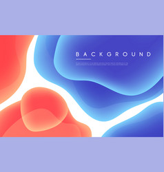 Abstract minimalist background vector