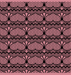 abstract seamless pattern of lacy vector image