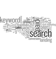 How to skyrocket your paid search profits vector