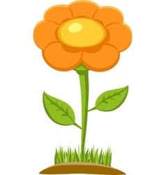 Of Flower vector image