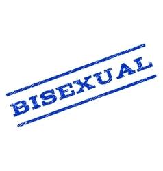 Bisexual Watermark Stamp vector