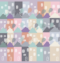 Home background kids vector
