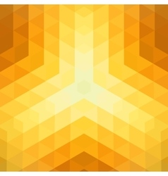 Abstract background made of shiny mosaic pattern vector
