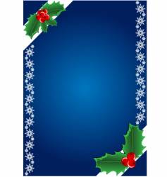 Christmas bacground vector