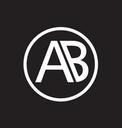 Letter logos vector