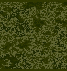 Military camouflage pattern army background vector