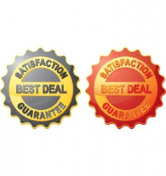 best deal icon vector image vector image