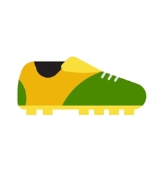 Football boots vector image
