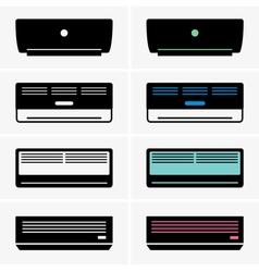 Air conditioner vector